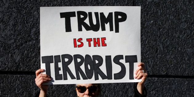 Trump et la confusion des ressentiments. REUTERS/Toru