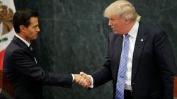 Trump et le président mexicain sont au moins d'accord sur une chose à propos du
