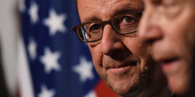 François Hollande répond au tweet Rihanna sur