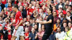 Un sosie de Zlatan entre sur la pelouse en plein match à