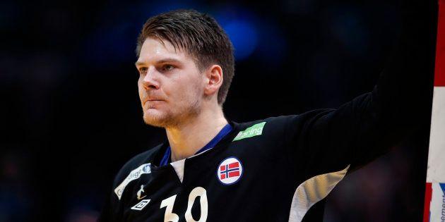 Mondial de Handball: les Norvégiens doivent leur place en finale à leur gardien, Torbjorn