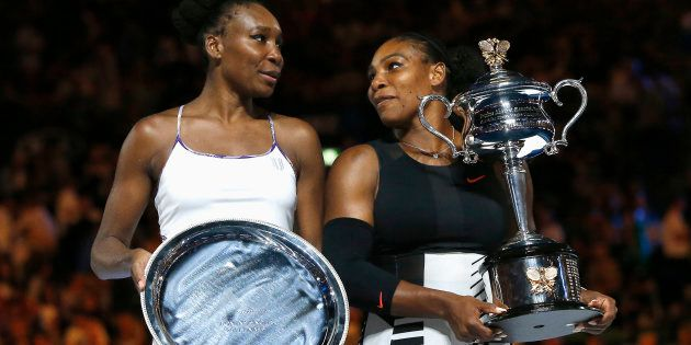 Serena Williams remporte l'Open d'Australie en battant sa sœur