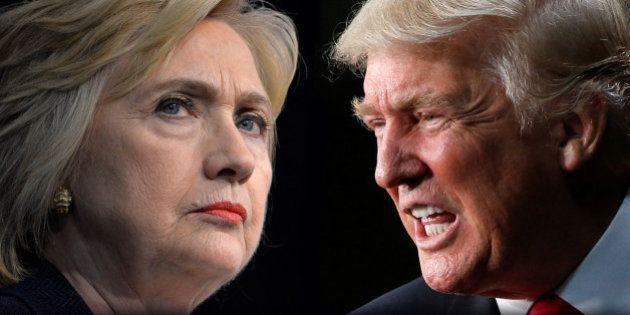 La préparation titanesque de Hillary Clinton pour affronter l'imprévisible Donald Trump au 1er débat...