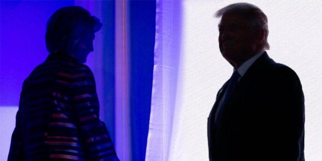 Débat Hillary Clinton - Donald Trump: Les Américains veulent-ils d'un