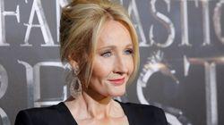 J.K. Rowling reconnaît avoir critiqué Trump à tort (mais ce n'est pas à lui qu'elle présente ses