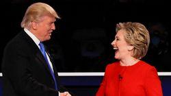 Hillary Clinton n'a pas gagné et Donald Trump n'a pas