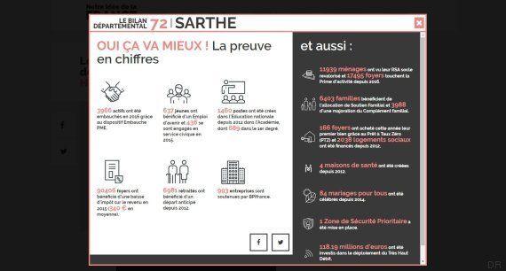 Notreideedelafrance.fr: Ce que dit le site de pré-campagne de Hollande (et ce qu'il passe sous