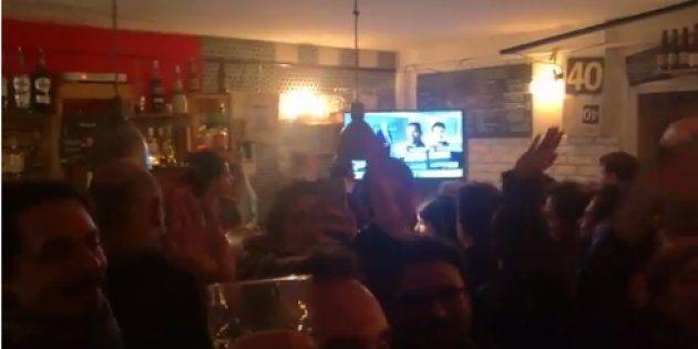 Au bar