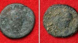 Des archéologues ont trouvé des pièces de la Rome Antique... au