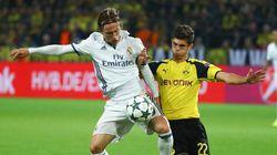 Revivez les buts du spectaculaire Borussia Dortmund/Real