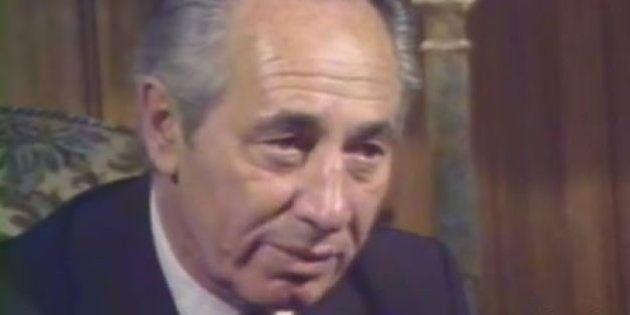 Quand Shimon Peres, mort à 93 ans, répondait en français dans les