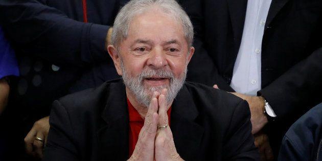 L'ex-président brésilien Lula inculpé pour une nouvelle affaire de
