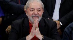 L'ex-président brésilien Lula inculpé une 6e fois pour