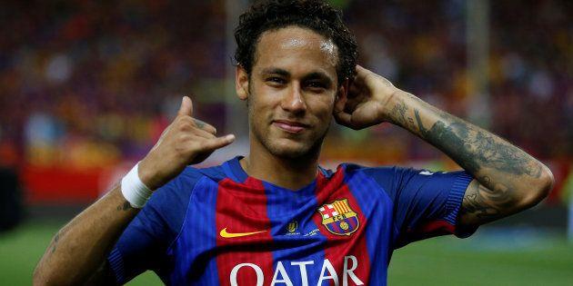Neymar au PSG: le Brésilien a annoncé son départ du Barça à ses