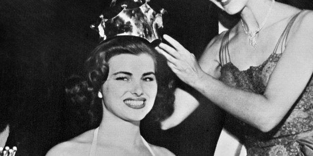 Christiane Martel élue Miss Univers le 18 juillet