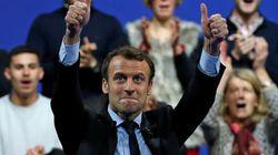 Ralliements et attaques : Macron passe du statut d'outsider à celui de favori du jour au