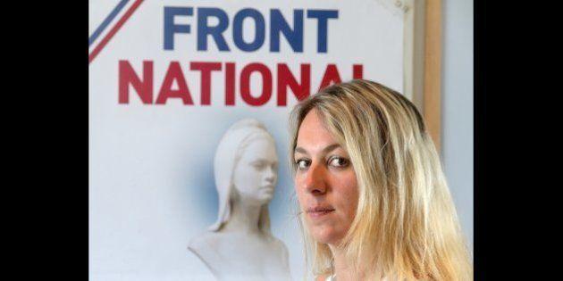 Anne-Sophie Leclère, ex-candidate FN qui avait comparé Christiane Taubira à un singe, condamnée à une...