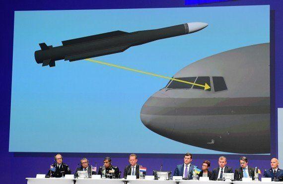 Le missile qui a abattu le vol MH17 de la Malaysia Airlines provenait de Russie, selon le parquet