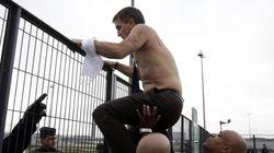 Procès de la chemise arrachée: jusqu'à 4 mois de prison avec sursis