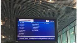 Air France nous l'affirme, cette photo ultra partagée n'a rien à voir avec le