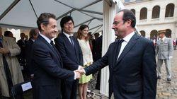 Pour les obsèques de Peres, Hollande et Sarkozy voyageront cette fois-ci dans le même