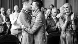 Michal de la Star Academy s'est marié avec son compagnonMaxim
