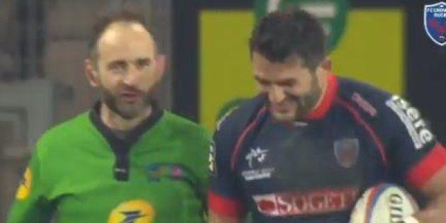 Magie du rugby: Romain Poite a viré