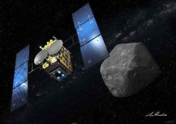 Après Rosetta et Tchouri, place à Ryugu, Bennu et