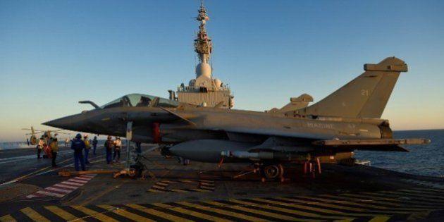 Bataille de Mossoul en Irak: les Rafale du Charles de Gaulle entrent en action contre l'État
