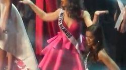 Au concours Miss Univers, Miss Pays-Bas s'est lâchée sur
