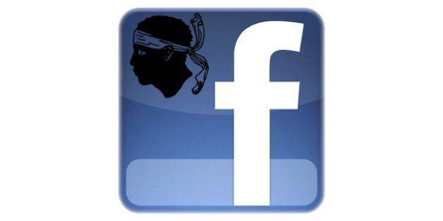 Facebook parle désormais corse, sa 101ème