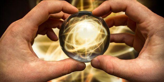 Un cristal temporel a été créé pour la première fois (photo