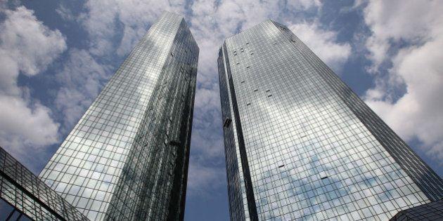 Le risque de faillite de la Deutsche Bank inquiète les