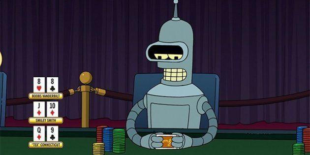 Une intelligence artificielle a battu des joueurs professionnels de