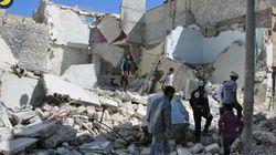 Le plus grand hôpital de la partie rebelle d'Alep encore