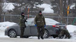 Un seul auteur présumé dans la Fusillade au Québec, l'autre individu interpellé a été