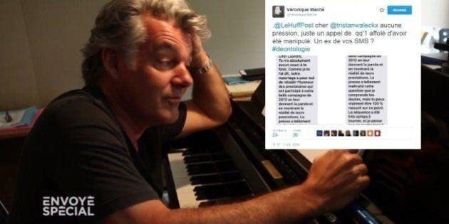 Bygmalion: une conseillère de Sarkozy dévoile le SMS d'un journaliste d'Envoyé