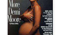Natalie Portman refait la couverture mythique de Demi