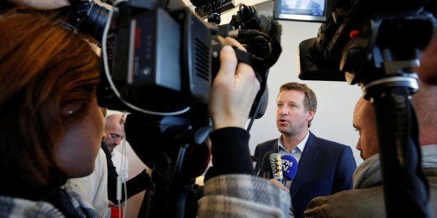 EELV: Yannick Jadot ne veut pas vendre sa candidature à Benoît Hamon pour une poignée de