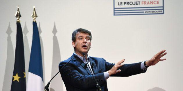 Ce que réclame Arnaud Montebourg pour participer à la primaire du