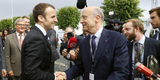 Alain Juppé exclut de choisir Emmanuel Macron comme Premier ministre, jugé