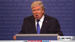Cette imitation d'Alec Baldwin au Saturday Night Live ne va pas plaire à