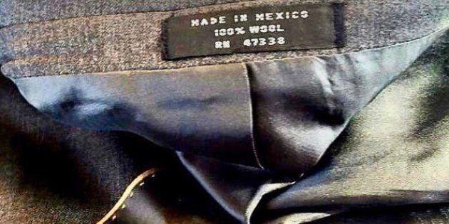 L'étiquette datant après la première date