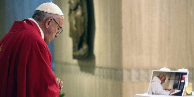 Le pape François d'accord pour accélérer la béatification du père Jacques