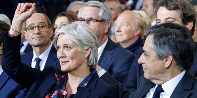 La mise en cause de François Fillon, une simple séquence qui ne va pas durer. REUTERS/Pascal