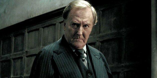 Mort de Robert Hardy: le ministre de la magie Cornelius Fudge