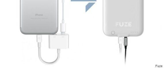 Cette coque promet de ressusciter la prise jack de l'iPhone