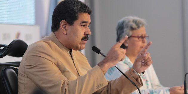 Maduro inaugure sa Constituante malgré la demande d'annulation du Parquet et les manifestations