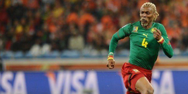 L'ancien footballeur du RC Lens Rigobert Song dans le coma après un
