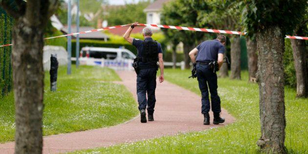 Larossi Abballa, le jihadiste qui a tué les policiers de Magnanville, a été inhumé au